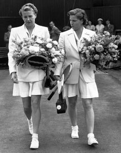 Louise Brough & Margaret Osborne duPont