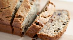 Quick Cranberry & Flax Seed Mix Bread! Substitute gluten-free flour