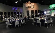 Special Event Rentals | Perot Museum of Nature and Science. Wolfgang Puck catering.