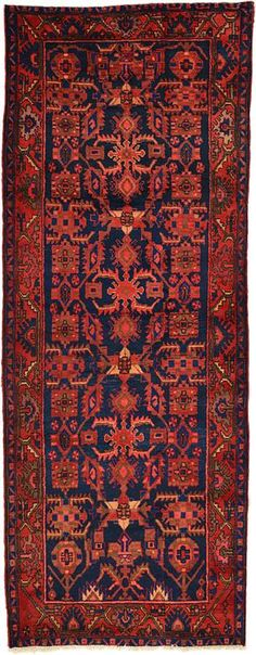 ... Ralph Lauren Rugs At Horchow. 500 3.7x9.9 Navy Blue Hamedan Area Rug