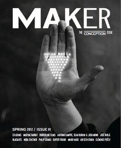 MAKER MAGAZINE issue 01