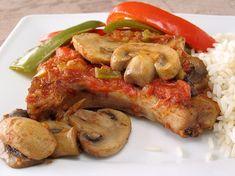 December 18: Salsa & Pepper Pork Chops