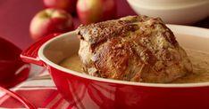 Le porc s'agence avec beaucoup d'aliments, alors pourquoi ne pas en mélanger trois pour créer un mijoté de porc à la moutarde, au miel et aux pommes! Un plat facile à préparer qui sera un succès. Confort Food, Mashed Potatoes, Crockpot, Slow Cooker, Pork, Turkey, Dinner, Ethnic Recipes, Food Time