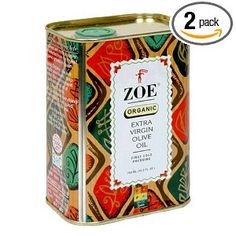 Zoe Organic Olive Oil  ONLY $0.49 per oz!!