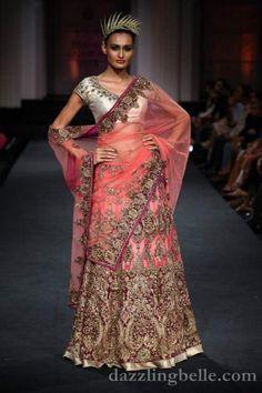 Indian Bridal Fashion Week – Vikram Phadnis Collection