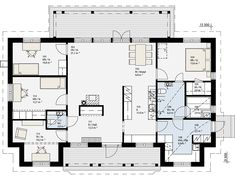 Case, Future House, House Plans, House Ideas, Floor Plans, Cottage, Houses, How To Plan, Building