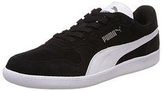 Puma Icra Trainer SD, Unisex-Erwachsene Sneakers, Schwarz (black-white 16), 36 EU (3.5 Erwachsene UK) - http://uhr.haus/puma-6/puma-icra-trainer-sd-unisex-erwachsene-sneakers-3