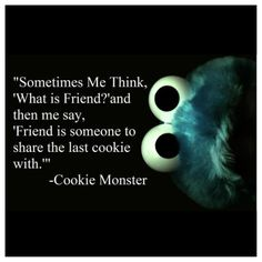 Cookie Monster logic