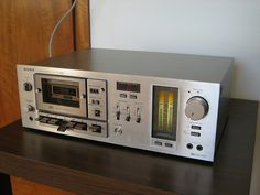 Sony TC-K60 Tapedeck | sophist1cated | Flickr