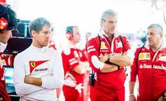China 2016 - Ferrari Team - Sebastian Vettel