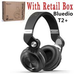 Big Power Professional Stereo Bluetooth Headphones