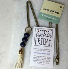 Fair Trade Friday