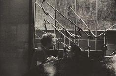 Simon and Garfunkel, CBS Studio, New York, 1966