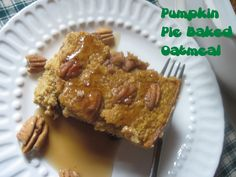 Gracious me! I sure hope you're not thinking....  OH NOT ANOTHER BAKED OATMEAL RECIPE!!!   (I have two more in my drafts right now!)   I l...