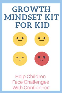 Your kids lack confidence? Looking for ways to increase their self-esteem? check out the growth mindset kit, packed with activities aimed at helping children face challenges with confidence #growthmindset #confidentkids #selfconfidence What Is Growth Mindset, Fixed Mindset, Growth Mindset Activities, Upper Elementary Resources, Affirmations For Kids, 6th Grade Ela, Student Behavior, Child Face, Parents As Teachers