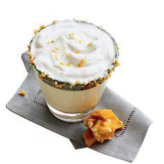 Festive Milk Punch Recipes: Peanut Brittle Milk Punch