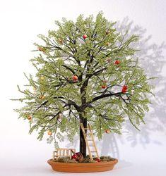 Деревья из бисера. Обсуждение на LiveInternet - Российский Сервис Онлайн-Дневников