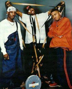 DMX, Nas, Method Man-Classic Pic <3