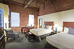Guest Room at Cork Factory Hotel