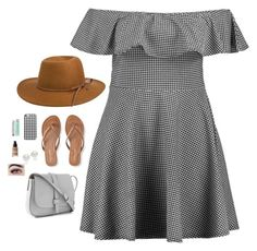 """""""Untitled #4497"""" by if-i-were-famous1 ❤ liked on Polyvore featuring RHYTHM, Boohoo, Aéropostale, Gap, AK Anne Klein, Christian Dior and MAKE UP FOR EVER"""