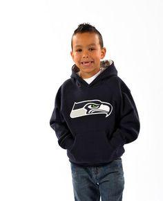 Preschool Navy Sportsman Hood