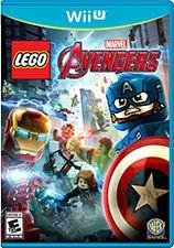LEGO Marvel's Avengers for wii u