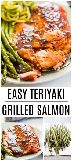 Grilled Salmon Best Seafood Recipes, Salmon Recipes, Fish Recipes, Vegan Recipes, Savoury Recipes, Cake Recipes, Dessert Recipes, Grilling Recipes, Cooking Recipes