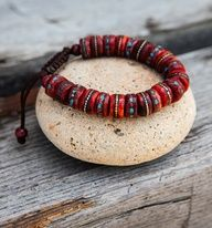 "Our product of the day! The #Tibet #Healing #Bracelets!       This is a #Fair #Trade item. The #Bracelets are carefully made by exiled #Tibetans refugees living in India, Nepal, Bhutan, Mongolia. Your purchase directly assists in the day to day lives of these refugees and aids in preserving and expanding the unique, rich #Tibetan heritage and culture.       ""The #Tibetan #Healing #Bracelet is worn to help the body balance its essential energy."""