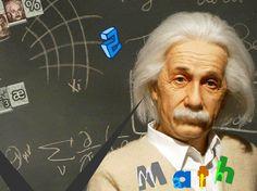 Albert Einstein (Ulm, Württemberg, Németország, 1879. március 14. – Princeton, New Jersey, USA, 1955. április 18.) elméleti fizikus; tudományos és laikus körökben egyaránt a legnagyobb 20. századi tudósnak tartják.