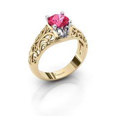Mirte ring - Configureer je eigen ring online - DiamondsbyMe