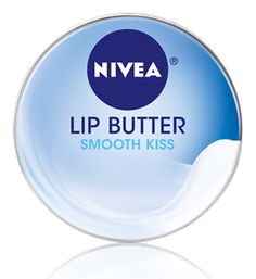 5 Budget Boosting Beauty Steals for Fall 2013: Nivea Lip Butter