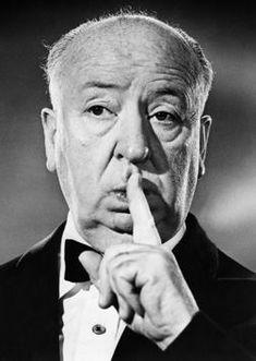 Alfred Hitchcock Silence instagram.com/caig
