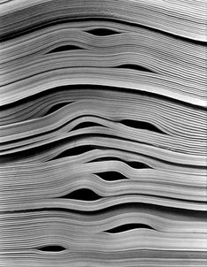 Book photography / abstract photograph / black and white / texture / pages Macro Photography Tips, A Level Photography, Pattern Photography, Texture Photography, Abstract Photography, Book Photography, Amazing Photography, Photography Sketchbook, Robert Mapplethorpe