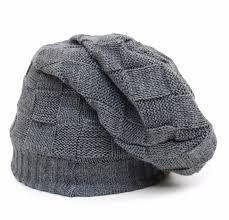 Resultado de imagem para receitas de toucas caidinhas de trico masculinas