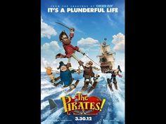 Пираты! Банда неудачников (The Pirates! In an Adventure with Scientists!) (2012). В кино с 26 апреля 2012 года.  Смотрите вместе с History Trailer. https://youtu.be/fr4-_zJx2o4