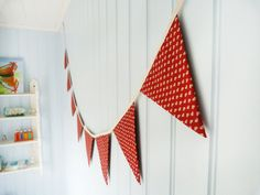 Sweet Love Heart 'Love is in the Air' Bunting / Banner / Pennant / Garland / Valentine Decor / Red and Cream / Wedding Photo Prop by annasbluebellblue on Etsy Red Wedding Decorations, Garland Wedding, Valentine Decorations, Love Is Sweet, Love Is All, Bunting Banner, Banners, Valentines Weekend, Wedding Photo Props