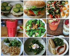 This week's foods! yumm <3
