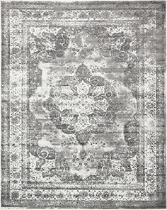 Home Decorators Collection   Traditional Persian Vintage Design Rug Gray Rug 8 x 10 FT 305cm x 244cm Sofia Area Rug Inspired Overdyed Distressed Fancy * You can get additional details at the image link. Note:It is Affiliate Link to Amazon.