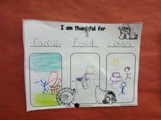Thanks at thanksgiving