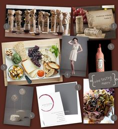 Perfect Party Theme: Wine Tasting : Favor Affair Blog