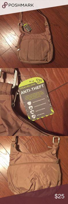 Travelon Anti theft Heritage Hobo Bag Review | Jaguar Clubs