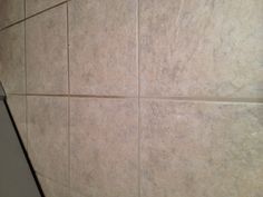 The grout cleaning recipe I had pinned really works awesome!!! Thank you pinner!