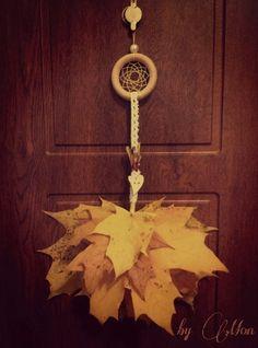 #fall #dreamcatcher #doordecor #withlove