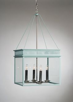 Chisolm Hall lantern by Michael Amato.