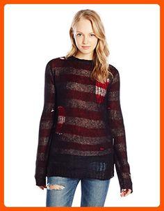 aeaddb3ec0d51d Tripp NYC Junior s Reversible Rag Stripe Sweater