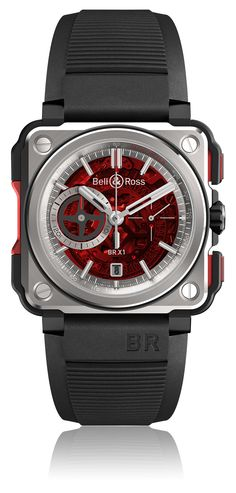 BR-X1 Carbon Forgé® - Bell & Ross - Baselworld 2015