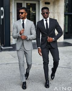 """AINO MEN'S FASHION on Instagram: """"👈Left or Right👉⁉️ Which one is your favorite? Comment below 👇👇 Ambassador: @audrey_lunda Shop: @ainomen Follow: @ainomen ➖➖➖➖➖➖➖➖➖➖➖ 🤳…"""" First Step, Ambition, Mens Suits, Victorious, Gentleman, Menswear, Success, Mens Fashion, Lifestyle"""