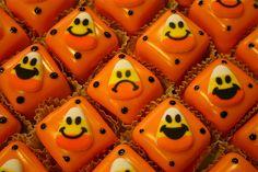 Halloween Petit Fours 2011 by Josef's Vienna Bakery, via Flickr