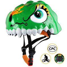Buy Basecamp Kids Bike Helmet, Children Cycling Helmet with CPC Safety Certified Cartoon Infant/Toddler Bicycle Helmet Skating Riding Scooter Helmet Boys and Girls Safety Protective Toddler Bike Helmet, Scooter Helmet, Kids Bicycle, Cycling Helmet, Bicycle Helmet, Cool Bike Helmets, Kids Helmets, Best Scooter