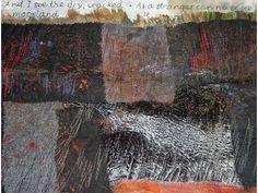 Peat Cut by Alison King